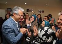 AHMET PIRIŞTINA - Karşıyaka'da 5 Bin Kişiye Ücretsiz Kurs