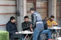 Kırşehir'de 26 Ekip 144 Polis Asayiş Kontrolü Yaptı