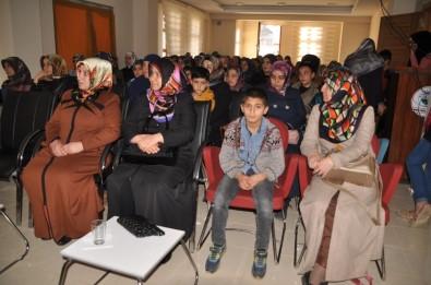 'Kudüs Davamız Ve Nureddin Zengi' Konferansı Verildi