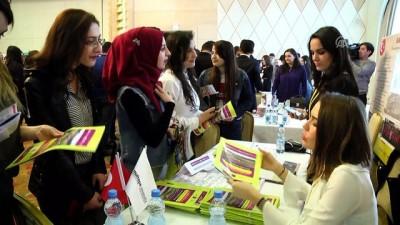 KUNIB 7. Eğitim Fuarı Azerbaycan'ın Başkenti Bakü'de Başladı