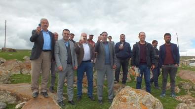 Malazgirt Ziraat Odası Başkanı Kılıç, Köy Ziyaretlerine Devam Ediyor