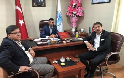 Milletvekili Aydemir'den STK İstişaresi