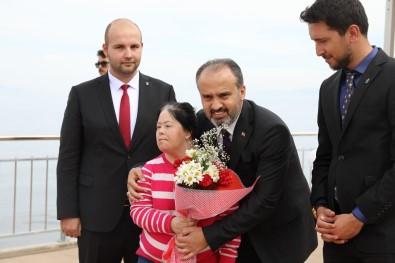 Mudanya Sahilleri Büyükşehir İle Güzelleşiyor