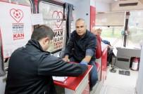 Mudanyalılar Kan Vermek İçin Yarıştı