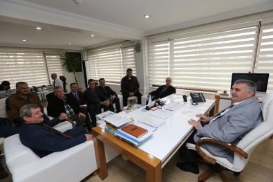 Muhtar Çalık Karaman Park İçin Başkan Toçoğlu'na Teşekkür Etti