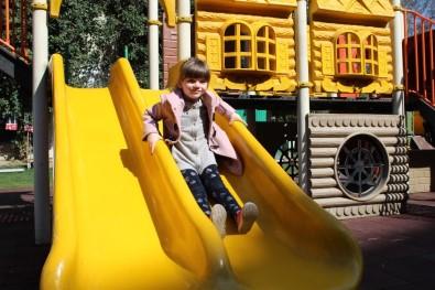 (Özel)Kocaeli'den 'Çocuk Parklarına Güvenlik Kamerası Konulsun' Kampanyasına Destek