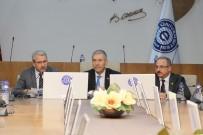 AHMET YILDIRIM - Sağlık Bakanı Demircan'dan Ege Üniversitesine Ziyaret