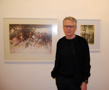 SANKO Sanat Galerisi'nde Litografi Sergisi