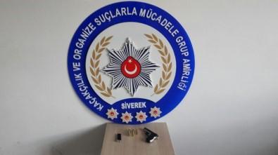Şanlıurfa'da Silah Kaçakçılığı Operasyonunda 2 Tutuklama