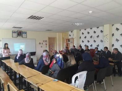 Şaphane'de 'Öğrencilerde Davranış Bozuklukları' Semineri