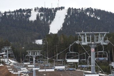 Sarıkamış'ta Kayak Sezonu Kapandı