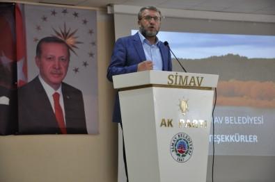 Simav'da Vefa Toplantısı