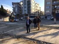 KAPALI ALAN - Söke'de Cumartesi Pazaryeri Alanı Yenileniyor