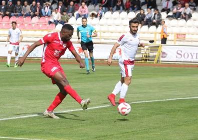 Spor Toto 1. Lig Açıklaması Boluspor  2 - Gaziantepspor 0