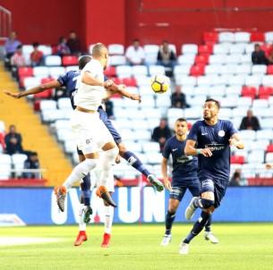 Spor Toto Süper Lig Açıklaması Antalyaspor Açıklaması 1 - Bursaspor Açıklaması 0 (İlk Yarı)