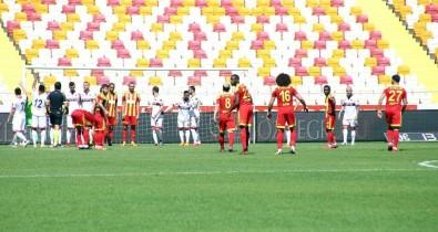 Spor Toto Süper Lig Açıklaması Evkur Yeni Malatyaspor Açıklaması 1 - Gençlerbirliği Açıklaması 1 (İlk Yarı)