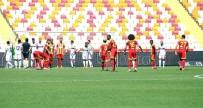 DIALLO - Spor Toto Süper Lig Açıklaması Evkur Yeni Malatyaspor Açıklaması 1 - Gençlerbirliği Açıklaması 1 (İlk Yarı)