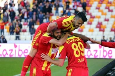 Spor Toto Süper Lig Açıklaması Evkur Yeni Malatyaspor Açıklaması 4 - Gençlerbirliği Açıklaması 1 (Maç Sonucu)