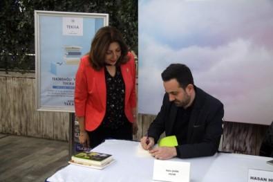 Tekirdağlı Yazarlar Tekira AVM'de Bir Araya Geldi
