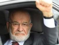 DENIZ ZEYREK - Temel Karamollaoğlu: Gaza geldik diyelim