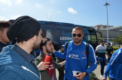 Trabzonspor, Galatasaray Maçı İçin İstanbul'a Gitti