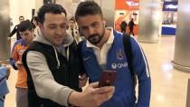 RECEP KıVRAK - Trabzonspor Kafilesi İstanbul'a Geldi
