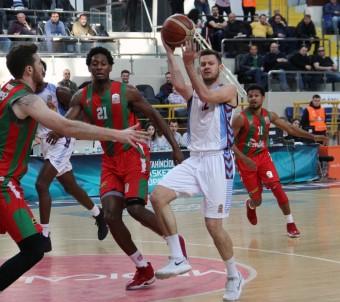 Trabzonspor Karşıyaka'yı Devirdi