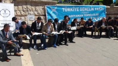 TÜGVA'dan 'Okuruz Biz' Etkinliği