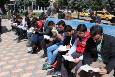 TÜGVA'lı Gençler Okuma Etkinliği Düzenledi