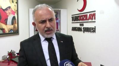 Türk Kızılayı Afrin'e Tır Dolusu 'İyilik' Taşıyacak