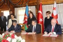 Türkiye, Azerbaycan Ve Gürcistan Savunma Bakanları Giresun'da Yaylada Buluştu...(3)