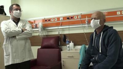 TÜRKÖK'ten Gelen İlik 'Can Aşısı' Oldu