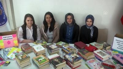 Üniversite Öğrencilerinden Köy Çocukları İçin Kitap Kampanyası
