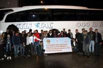 ERCAN ÖZDEMIR - Üniversite'ye Hazırlık Öğrencileri Karadeniz'e Gönderildi