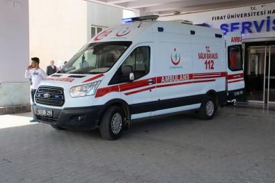 Yaralı Asker Elazığ'da Tedavi Altına Alındı