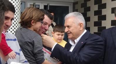 Yıldırım'dan Öldürülen Okul Müdürünün Ailesine Ziyaret