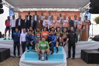 ÖZGECAN ASLAN - '1. Uluslararası Akdeniz Bisiklet Turu' Sona Erdi