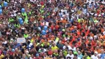 GUINNESS REKORLAR KITABı - 13. Uluslararası Runatolia Antalya Maratonu Fetih Koşusu