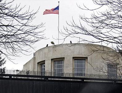 ABD Büyükelçiliği'ni kapattı