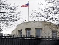 TERÖR EYLEMİ - ABD Büyükelçiliği'ni kapattı