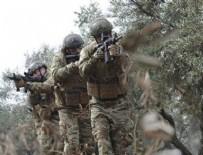MEHMETLI - Afrin'de bir köy daha teröristlerden temizlendi
