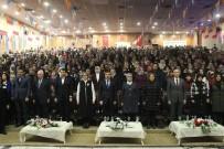 ABBAS AYDıN - AK Parti Ağrı İl Kadın Kolları Kongresi Yapıldı