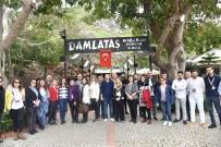 ADEM MURAT YÜCEL - Alanya Belediyesi İle Anadolu Jet, İç Pazarın Hareketlenmesi İçin İşbirliği Yapıyor
