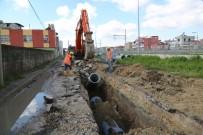 FEVZIPAŞA - ASKİ'de Fevzipaşa'ya Yağmur Suyu Hattı Projesi