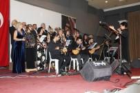 İSMET İNÖNÜ - Ayvalık'ta Gönül Tuna Müzik Topluluğundan Anlamlı Konser