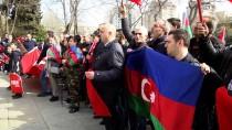 KARABAĞ - Azerbaycanlı STK'lerden Zeytin Dalı Harekatı'na Destek