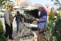 DEMIRLI - Baharın Gelmesiyle Vatandaşlar Fidanlıklara Akın Etti