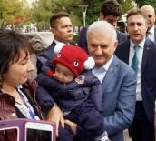 NİHAT ZEYBEKÇİ - Başbakan Yıldırım Manisa'ya Hareket Etti