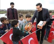 Başkan Atilla Çınar İlçesinde İncelemelerde Bulundu