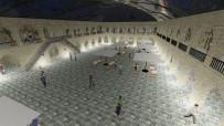 MEHMET TAHMAZOĞLU - Başkan Tahmazoğlu Açıklaması 'Mecidiye Han Eski İhtişamına Dönecek'